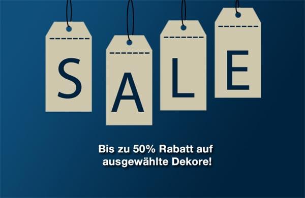 Sale %