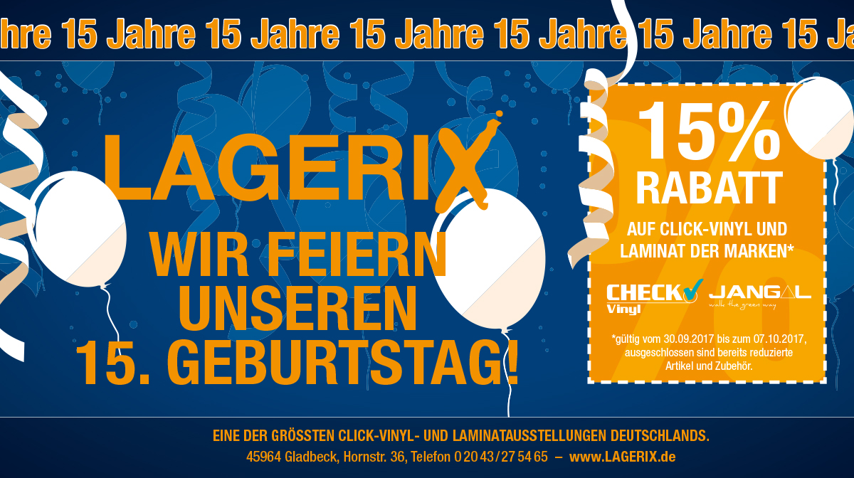 Lagerix Gladbeck